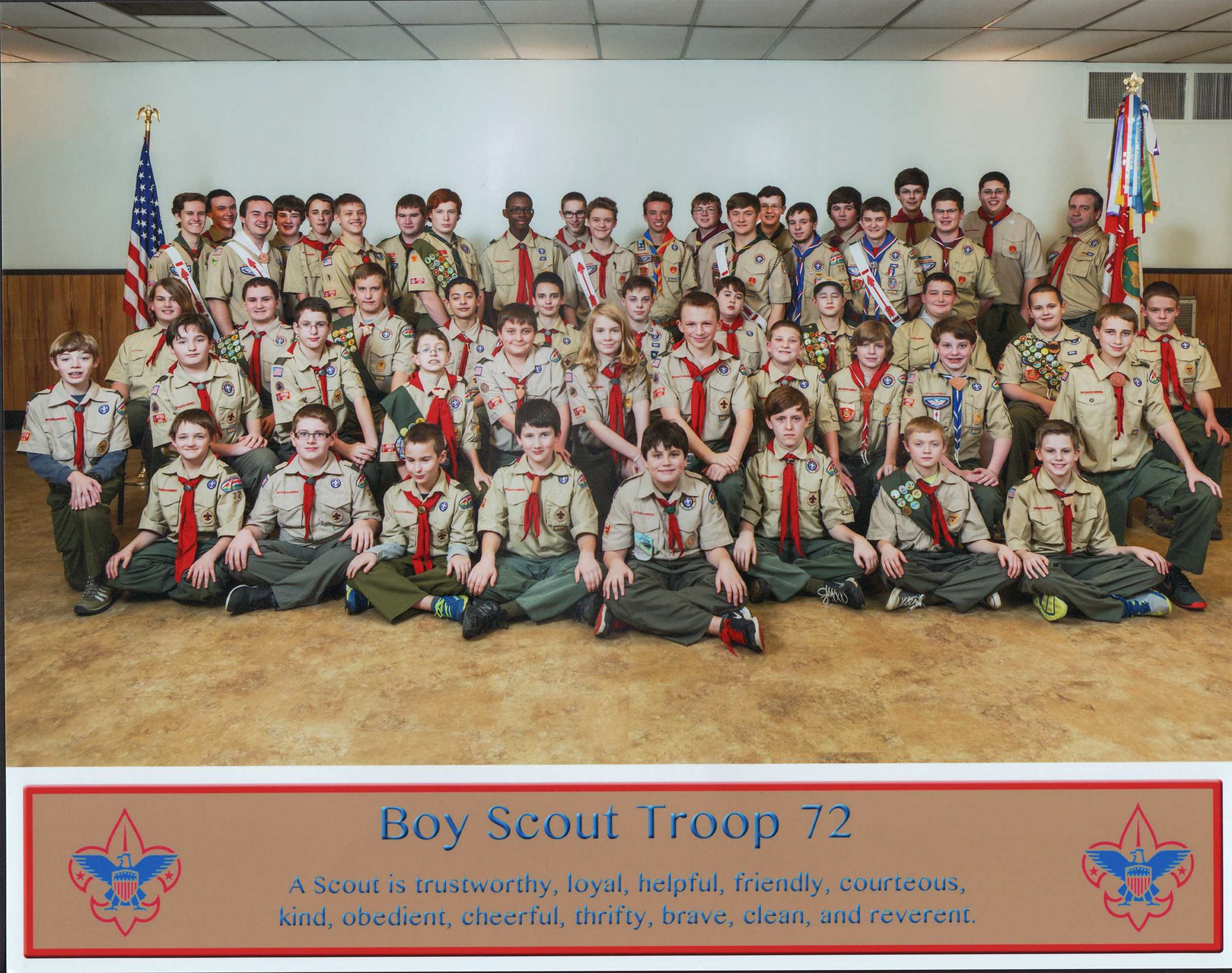 a review of a short story about boy scout troop Board of review and scoutmaster conference life and in the troop • review the scout's the board of review members should feel free to refer to the boy scout.